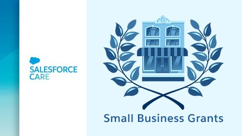 Salesforce Care Small Business Grants