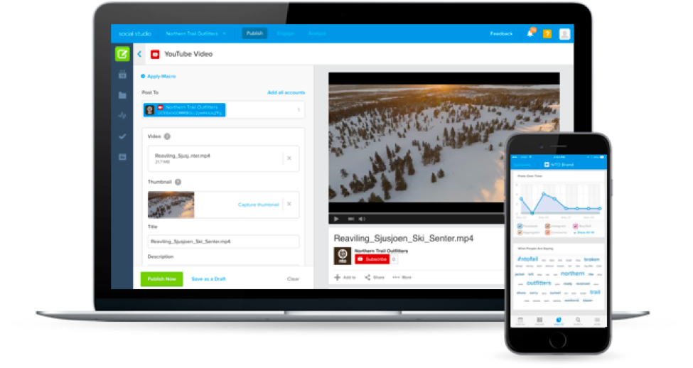 Announcing Social Studio and YouTube Measurement Program Launch