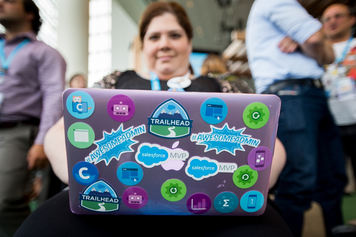 The Evolution of Training and Certification at Dreamforce