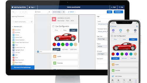 The Future of Mobile App Development at Salesforce