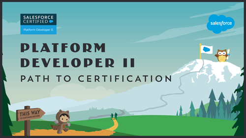 The New Way to Blaze Your Trail to a Platform Developer II Certification