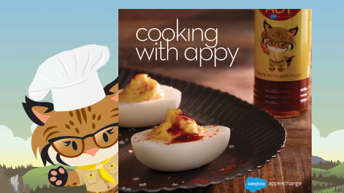 The Salesforce Cookbook Featuring Trailblazer Recipes and Apps Really Happened