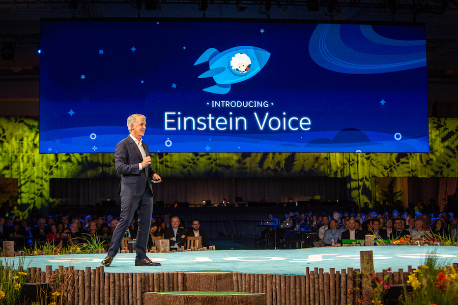 Einstein Voice Launch