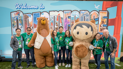 The Top 6 #GreenHero Moments at Dreamforce '18
