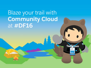 Top 3 Ways to Engage with Community Cloud at Dreamforce