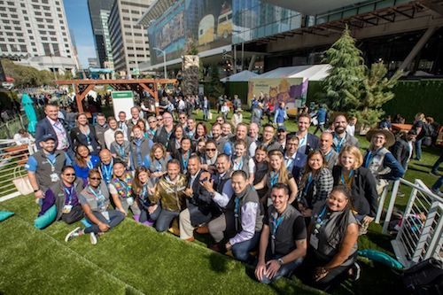 Top 5 Military Trailblazer Moments at Dreamforce '18