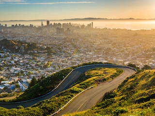 Top Running and Hiking Routes During Dreamforce