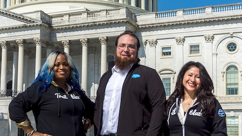 "Trailblazers Visit White House for ""Pledge to America's Workers"" Celebration"