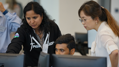 Trailhead Trailblazers: At UMass Lowell, Students Prepare For Careers With Salesforce CRM Curriculum
