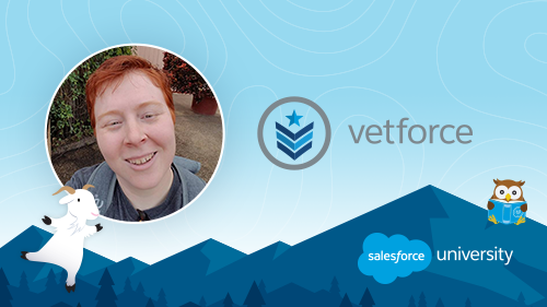 Trailhead, Vetforce, and Salesforce University. My Secret to Becoming a Salesforce Certified Admin!