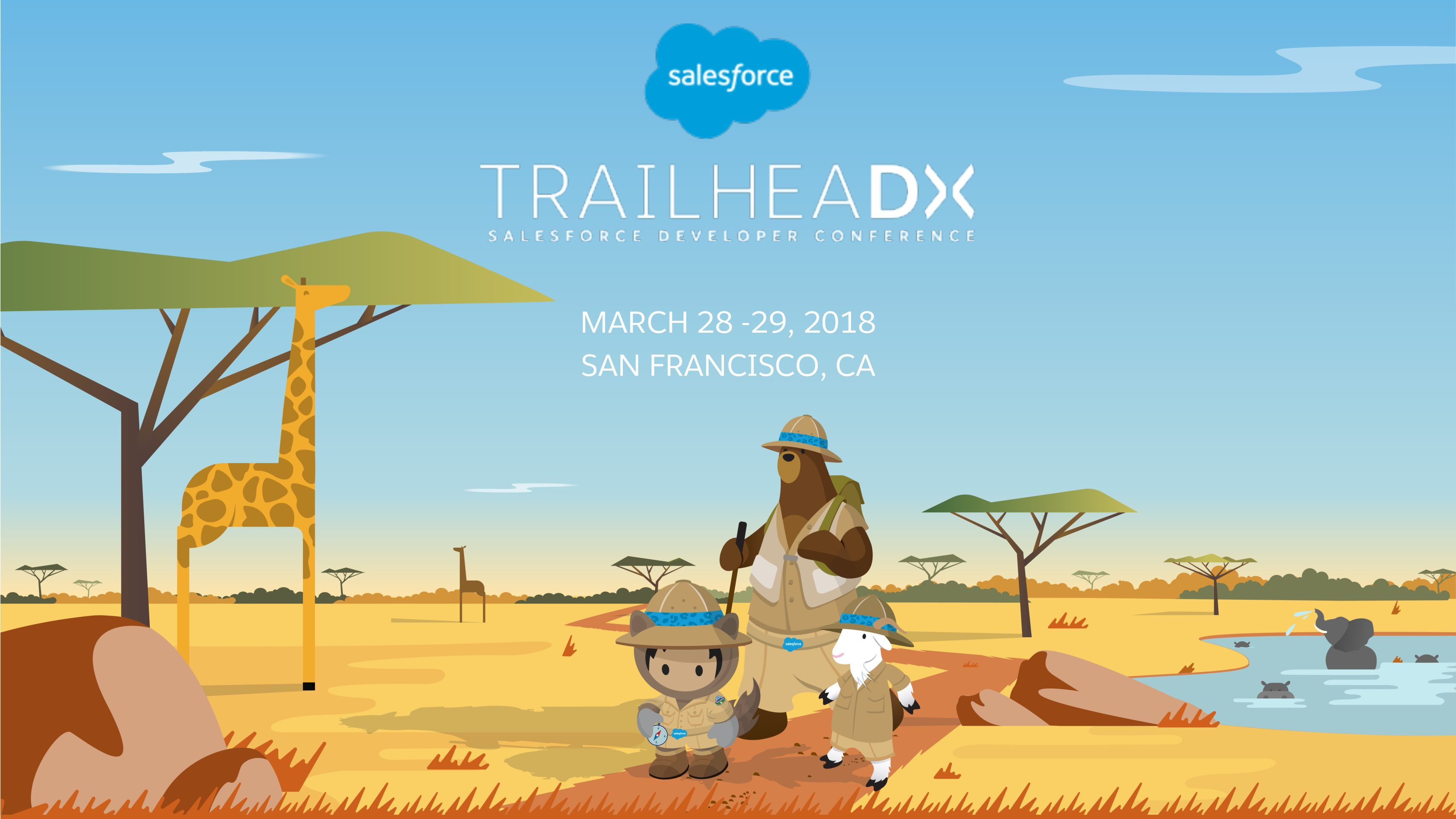 TrailheaDX '18: How Commerce Cloud Aligns to SalesforceDX Development Methodology
