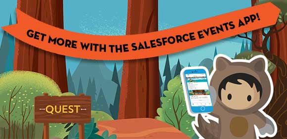 Plan Your Schedule and Win Prizes with the Salesforce Events App