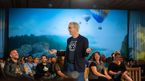 Admins, Developers, and Technical Architects Celebrate Innovation at the TrailheaDX '19 Main Keynote