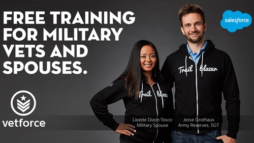 New Vetforce Alliance Will Accelerate Hiring of the Military Community