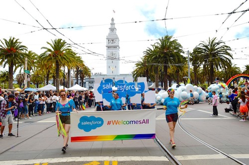 Transitioning in Tech: My Salesforce Journey