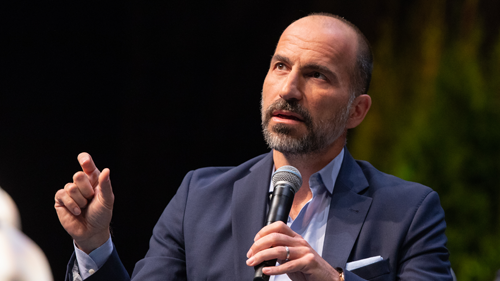 "Uber's CEO: ""If you don't disrupt yourself, someone else will"""