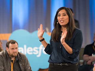 Want to Speak at Dreamforce?
