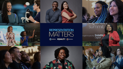 Watch Live: Representation Matters, Salesforce's Racial Equality Summit