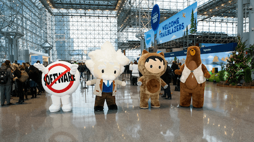 Watch the NYC Salesforce World Tour Online!