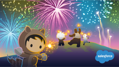 We're Celebrating: Salesforce Named a Leader in the Gartner SFA Magic Quadrant For 12 Years Running