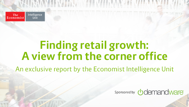 What Really Matters to Retail Leaders? The Economist Intelligence Unit Finds Out