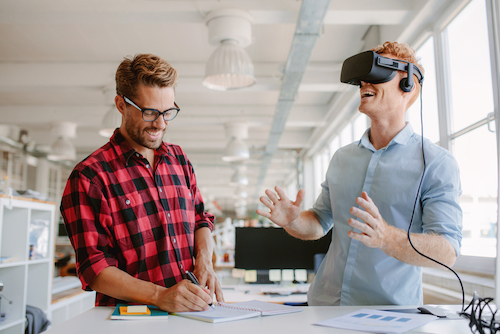 Where in the Customer's Journey is the Best Time to Incorporate VR?