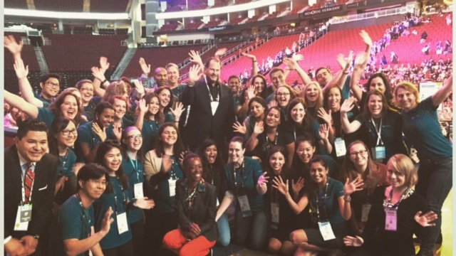 How 3 #WomenInTech Interns Blazed Trails To Success At Salesforce