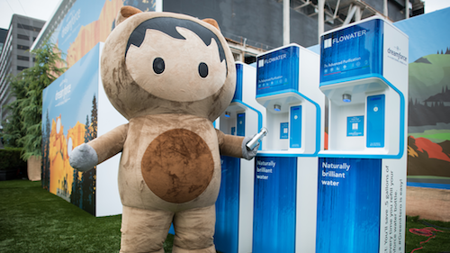 Your Guide to Sustainability at Dreamforce '18