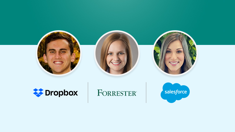 How to Help Your Channel Partners Help You, featuring Dropbox and Forrester