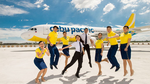 cebu pacific air service cloud customer case study salesforce