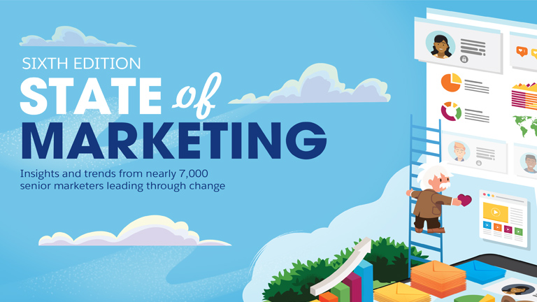 The 6th State of Marketing Report: Marketing Has Changed!