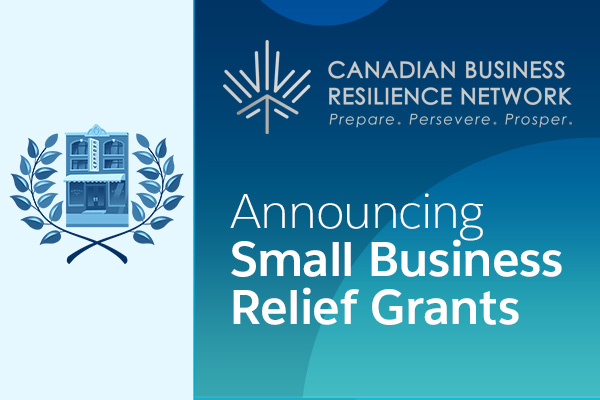 Announcing‌ ‌Small‌ ‌Business‌ ‌Relief‌ ‌Grants‌ ‌available‌ ‌to‌ ‌Canadian‌ ‌Businesses‌ ‌