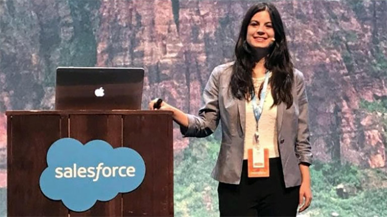 Salesforce Program Architect Dana Furman