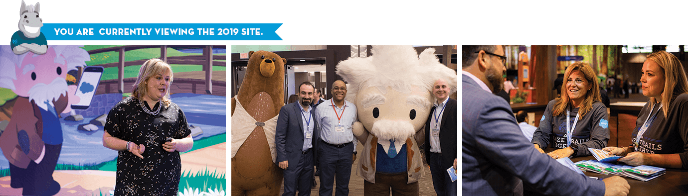 Salesforce Connections - Sessions