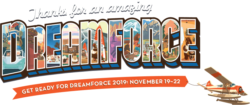 Welcome To Dreamforce: Sept 25 28 ...