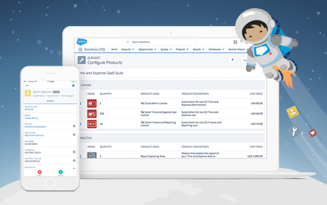 Gartner Salesforce CPQ - Salesforce com - Salesforce com