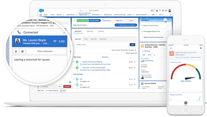 Salesforce Lightning: The Future of Sales and CRM - Salesforce com