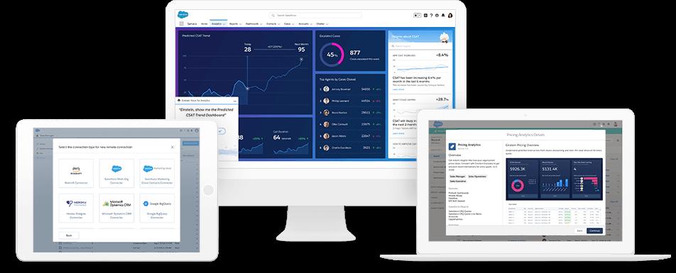 Analytics Cloud and Data Management Tools: Einstein Analytics