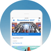 Salesforce Platform Help Portal: Events App