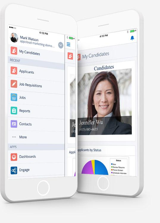 Erstellen Sie mit der Salesforce App eigene Business-Apps ...