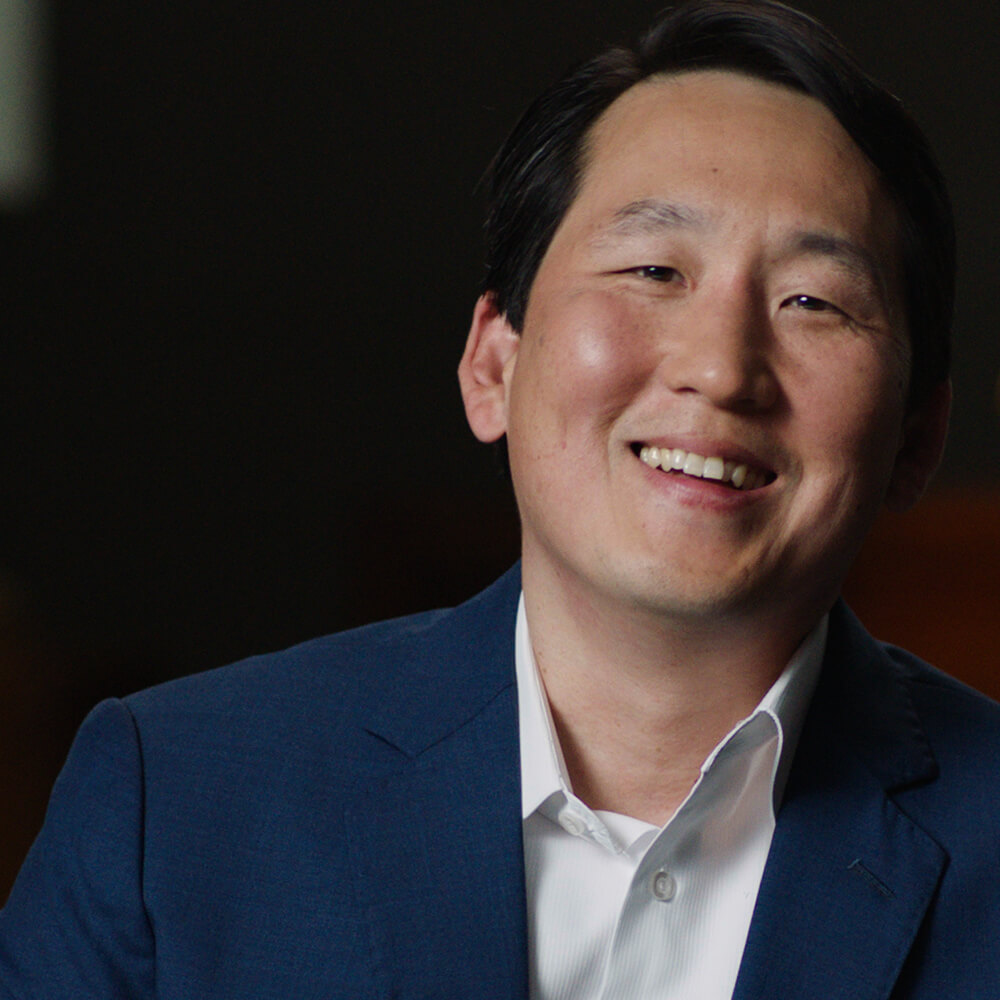 Watch James Rhee talk about what it means to bring you whole self to work.