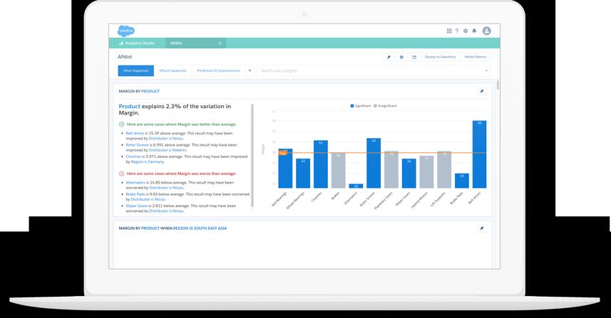 Einstein Analytics - Salesforce com