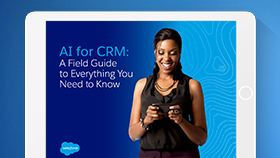 crm resources by sales cloud