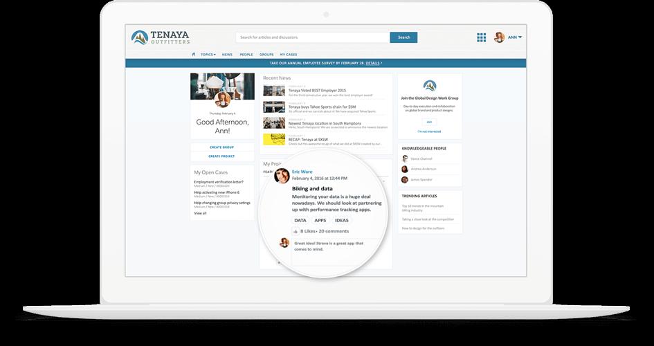 Enterprise Collaboration Tools & Solutions - Salesforce com