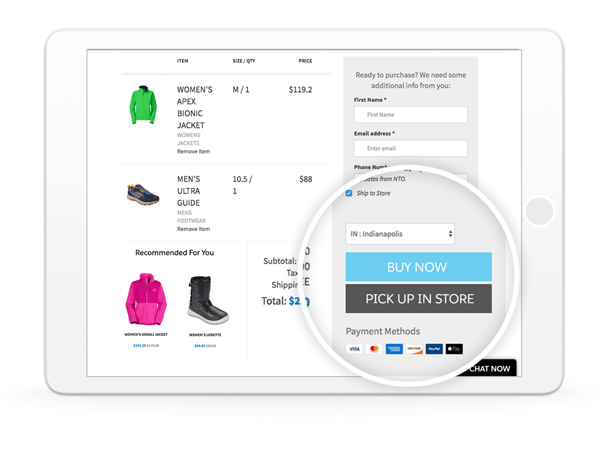Order Management Software System from Commerce Cloud