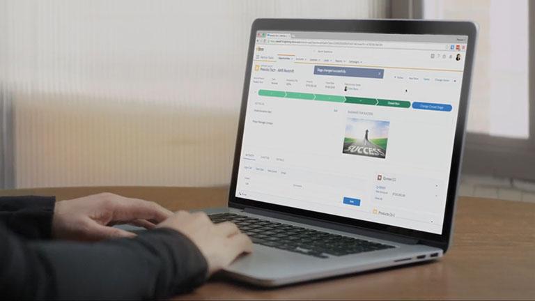 Amazon Web Services - Salesforce com