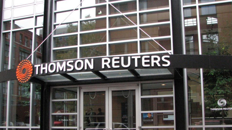 Thomson Reuters helps customers find answers quickly, 24