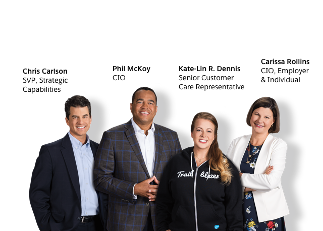 Unitedhealthcare Is Building Relationships To Transform The Member Experience Salesforce Com