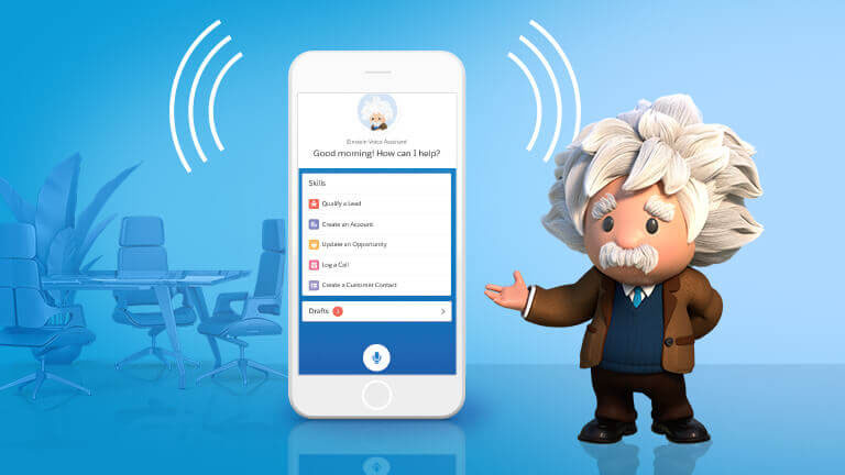 Salesforce trae la voz al CRM con Service Cloud Voice