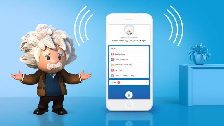 Arriva Service Cloud Voice, la soluzione per i contact center